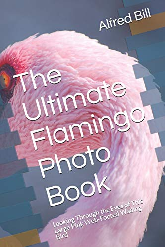 The Ultimate Flamingo Photo Book: Looking Through the Eyes of This Large Pink Web-Footed Wading Bird