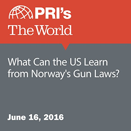 What Can the US Learn from Norway's Gun Laws? audiobook cover art