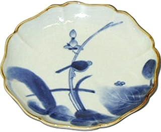 ランチャン(Ranchant) 取皿 マルチ Φ15x2.5cm 古伊万里花鳥 有田焼 日本製
