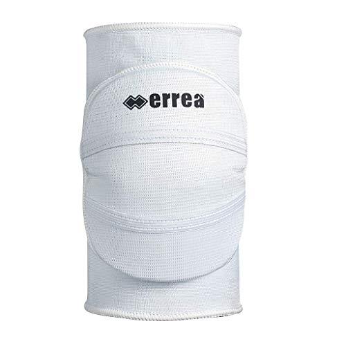 Erreà Atena Knieschoner Limited Edition · Accessoires Schoner Knieschützer Volleyball Athena Knee Pads Set Paar · Unisex Jungen Mädchen Jungs Mädels · Farbe weiß, Kinder, Größe XS