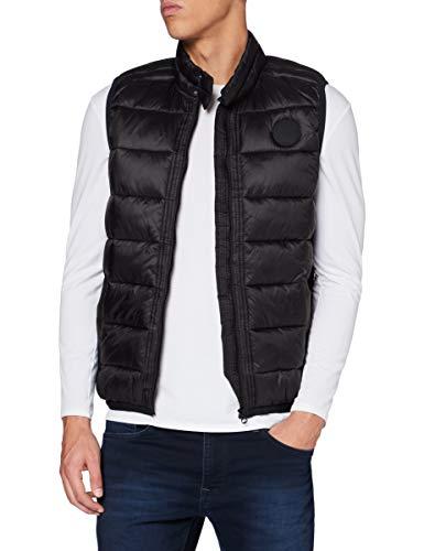 Pepe Jeans KEATS Blusa, Negro (999), Large para Hombre