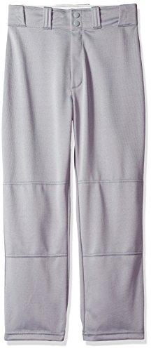 WILSON Baseballhose für Jugendliche, lässige Passform, Jungen Mädchen, grau, X-Large