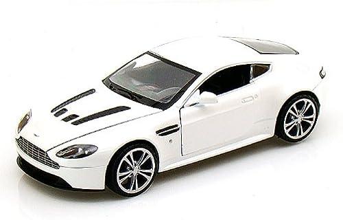 Aston Martin V12 Vantage 1 24 - Weiß