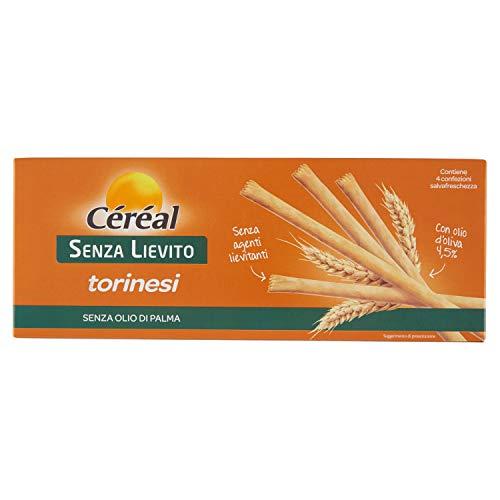 Céréal Torinesi - Senza Lievito - Ricetta Piemontese - con olio EVO - in Confezioni...