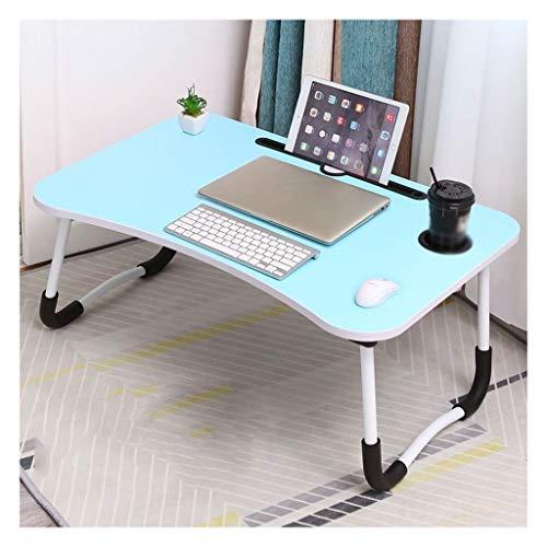 LDG Groot laptop-bedtafel met opvouwbare poten ontbijt-dienblad staan leeshouder voor bank bank Kids Play Table