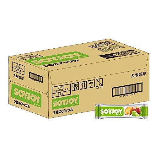 大塚製薬 ソイジョイ 種のアップル 48本 栄養補助食品