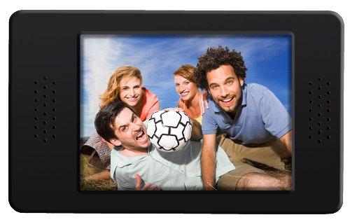 Dyon Goal Tragbarer LCD-Fernseher (7,1 cm (2,8 Zoll) Touch-Display, Full-HD, DVB-T) schwarz