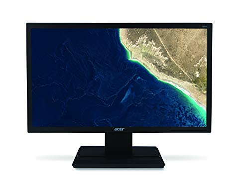 Acer V6 V246HLBID 24-Inch Full HD Monitor - Black (1920 x 1080 pixels, LED, Full HD, TN+Film, 1920 x 1080)