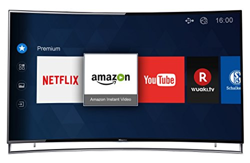 Hisense LTDN65XT910 171,2 cm (65 Zoll) Fernseher (Ultra HD, Triple Tuner, Smart TV)