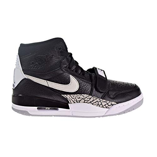 Nike Jordan Legacy 312 Men's Shoes Black/White av3922-001 (10.5 D(M) US)