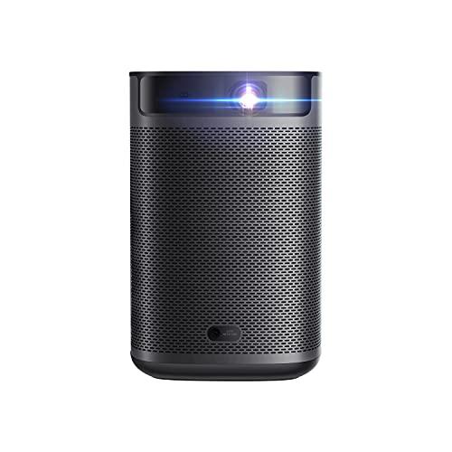 XGIMI PRO プラス 垂直水平自動台形補正(世界初1080PフルHD Android TV9.0搭載 モバイルプロジェクター) 高速オートフォーカス  300ANSIルーメン 2K・4K対応 Harman・Kardonスピーカー DLP投影技術 4999種類以上のアプリケーション