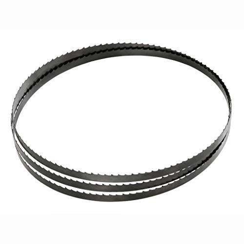 Einhell Sägeband Bandsägen-Zubehör (passend für Bandsäge TC-SB 305 U, 2320 x 12,7 mm, 4 Zähne / 25 mm, maximale Bandgeschwindigkeit 13,3 m/s)