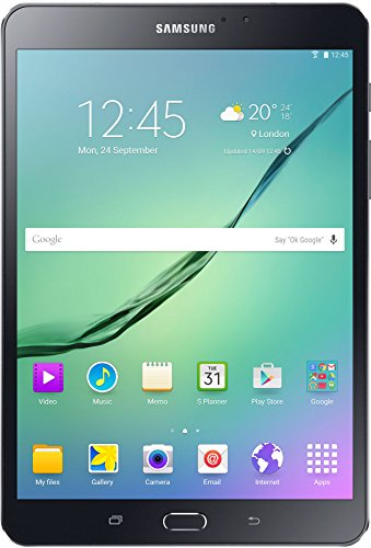 Samsung SM t719nz kexeo Tablet Android 5.0, 20,3cm (8pollici) Nero