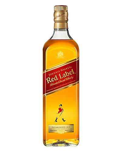 Whisky marca Johnnie Walker