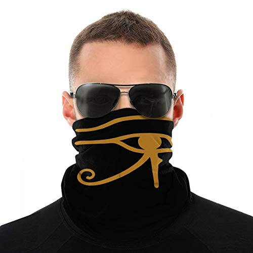 Alan Parsons Project Bandana Balaclava Reusable Washable Neck Warmer Winter Dust Wind Gaiter Scarf Headgear Multiuse For Men Women White One Size