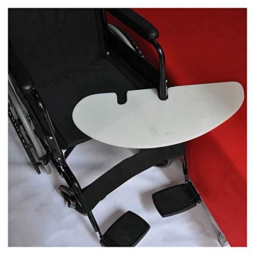 Movilidad Sillas de Ruedas, Reinforced Plastic deslice la Tarjeta, Escritorio Paciente Delivery System, Silla de Ruedas Junta de Transferencia de la cómoda del Curvado 2 Ranuras 929