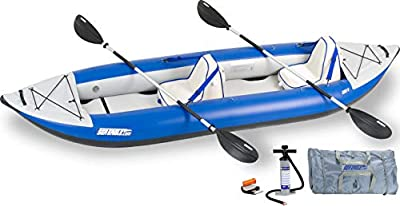 380xDLX Sea Eagle 380x Inflatable Kayak with Deluxe Package from Sea Eagle