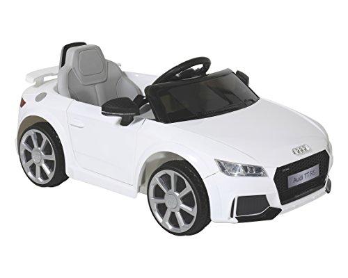 Audi TT Rs 6V Roadster, White