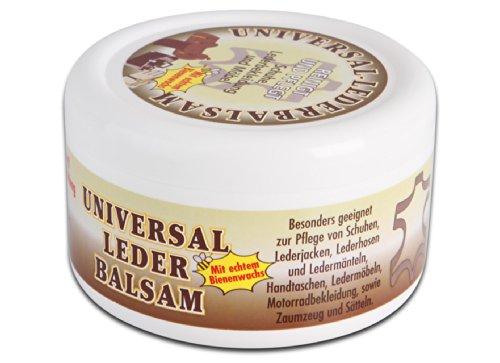 Universal Lederbalsam, mit echtem Bienenwachs, für Schuhe, Lederbekleidung und Möbel !!