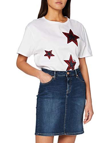 Tommy Jeans Classic Denim Skirt Kdbst Falda Mujer
