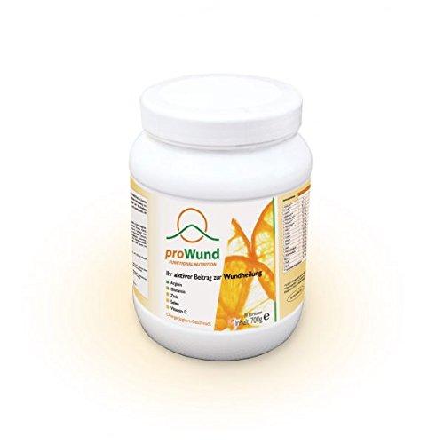 ProWund – Nahrungsergänzung, 700g Dose mit 28 Portionen