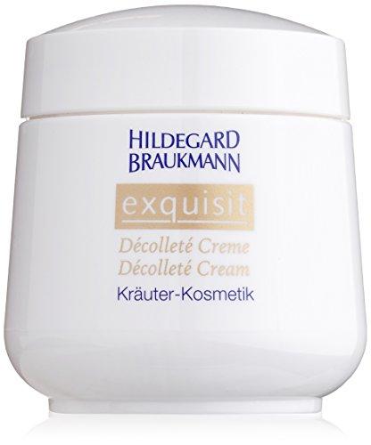 Hildegard Braukmann Exquisit femme/women, Decollete Creme, 1er Pack (1 x 50 ml)