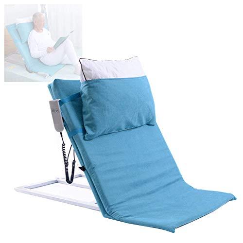 Elektrisch Verstellbarer Winkel Rückenlehne, Nach der Operation Auflage Matratze Tilter, ältere Menschen, Schwangerschaft, nach der Operation Erholung, ältere Power Lifting Bett Rückenlehne, grün