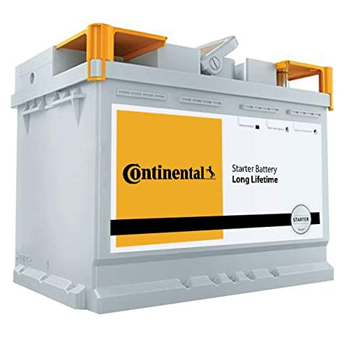 Autobatterie Continental -12V 55Ah 540A