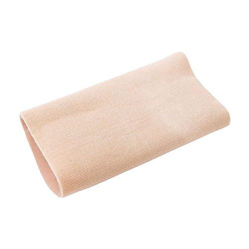 1 paire Gel hydratant Protection en silicone à bout ouvert talon Chaussettes de récupération peau sèche pour craquelée Chaussettes