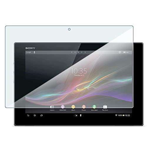 KARYLAX Protección de Pantalla de Cristal Nano Flexible irrompible dureza 9H, Ultra Fino 0,2mm y 100% Transparente Ultra Resistente para Tablet Sony Xperia Tablet Z 10,1Pulgadas