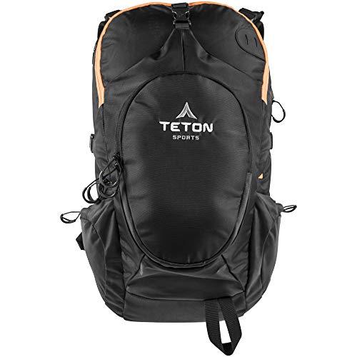TETON Sports Rock 1800 Sac à Dos ; ultraléger randonnée Gear ; Sac à Dos de randonnée pour Le Camping, la Chasse, la Montagne, et Sports de Plein air Libre ; Housse de Pluie Inclus