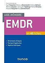 Aide-mémoire - EMDR - en 46 fiches - En 46 fiches de Cyril Tarquinio