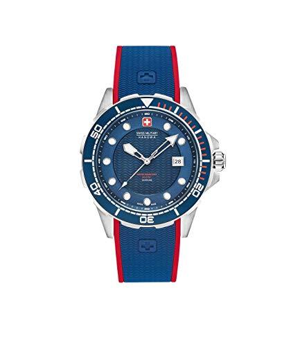 Swiss Military Reloj Analógico para Hombre de Cuarzo con