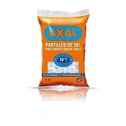 Maison AXAL - Pastilles De Sel pour Adoucisseur deau Sac 10 Kg