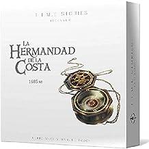 Asmodee - T.I.M.E. Stories, La Hermandad de la Costa (SCTS08ES)