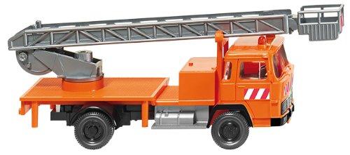 Wiking 064401 - Camión con Plataforma Elevadora (Magirus) Escala 1:87
