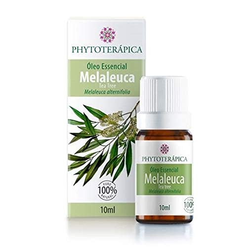 Óleo Essencial Tea Tree Melaleuca 10ml Phytoterápica
