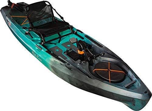 Old Town Topwater 120 PDL Angler Fishing Kayak (Photic)