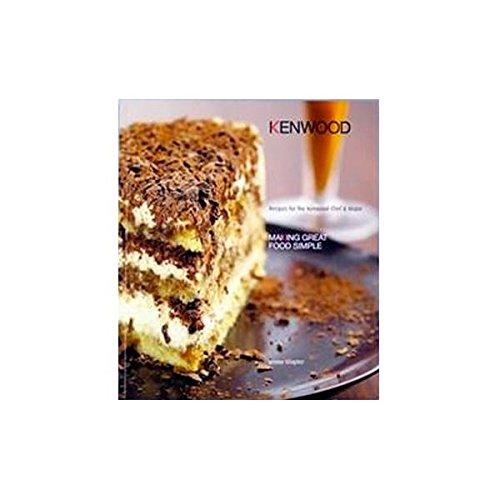 libro de recetas en inglés para Robot de cocina Kenwood KM011 Chef: Amazon.es: Hogar