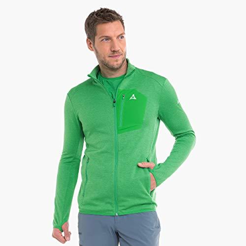Schöffel Savoyen2 Fleece Veste Homme, Island Green, FR : XL (Taille Fabricant : 54)