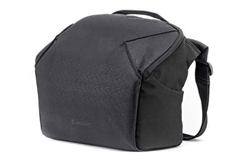 Vanguard Vesta Strive 30 - Bolsa de Hombro para cámara réflex y Accesorios, Color Negro