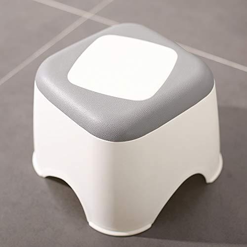 Tabouret Tabouret en Plastique Épaississant Type Simple Mode Maison Maison Adulte Petit Banc Table à Manger Tabouret Changement Chaussure Banc Chaise