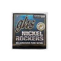 GHS Nickel Rockers R+RXL/09-42 エレキギター弦×12SET
