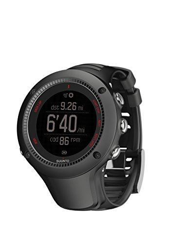 SUUNTO Ambit3 Run Running GPS Unit, Black