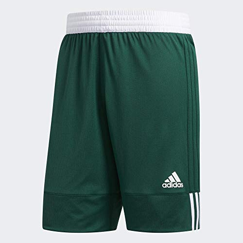 pantaloncini uomo verdi adidas 3g Spee Rev SHR Pantaloncini Sportivi