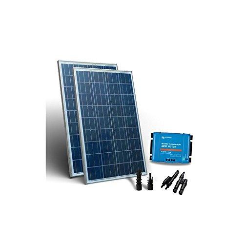 R/égulateur de Batterie de Panneau Solaire Imperm/éable avec Double Port USB Affichage LCD 30A Duokon 12V 24V Contr/ôleur de Charge Solaire MPPT