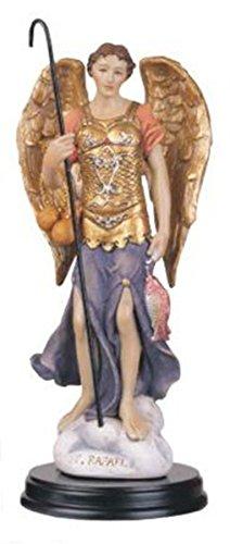 George S. Chen Imports ss-g-205.55Erzengel Raphael Holy Figur Religiöse Dekoration Statue, 12,7cm
