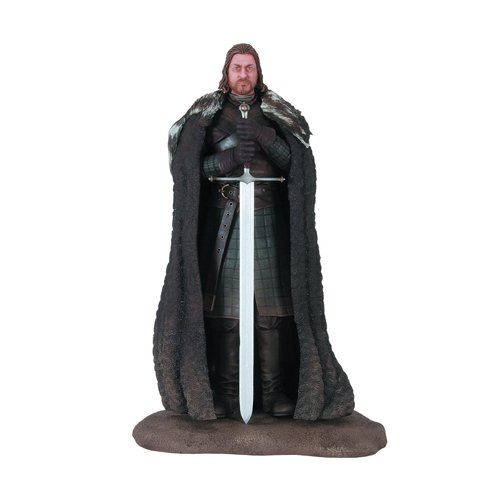Game of Thrones - Ned Stark, Figura de 19 cm (Dark Horse SDTHBO22573)
