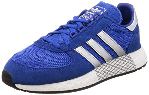 adidas Marathon x I5923 Never Made - blau/weiß - 43 1/3 EUR · 9 UK