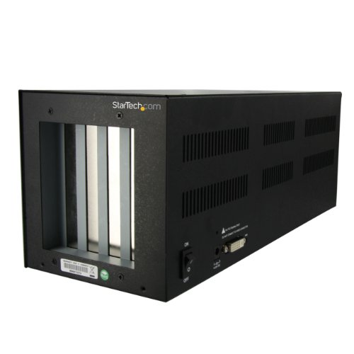 StarTech.com PCI Express to 2 PCI & 2 PCIe Expansion Enclosure System - Full Length (PEX2PCIE4L)